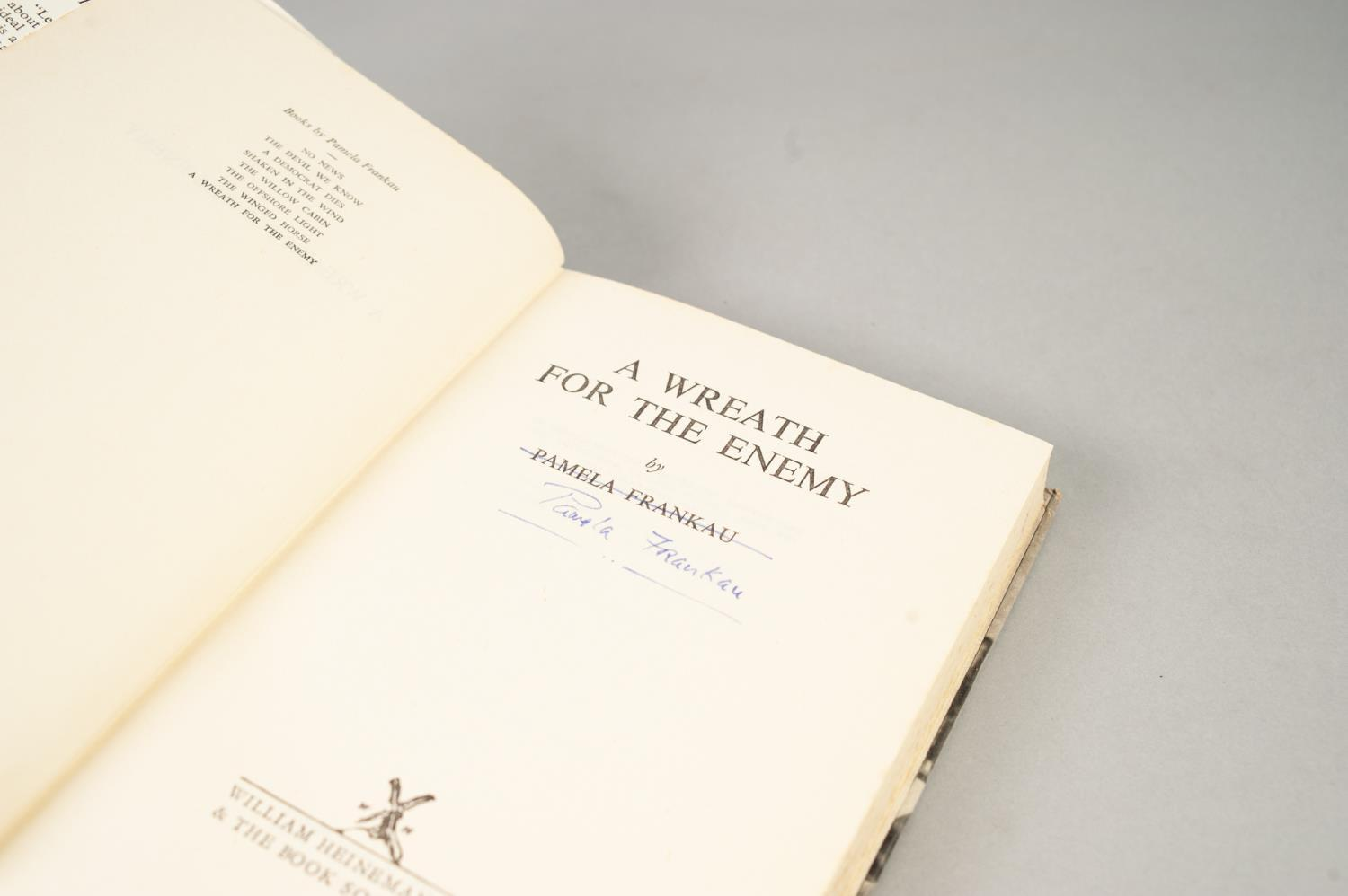SIGNED TITLES: RICHARD MASON, The Wind Cannot Read, 1947, with dust jacket; E C LARGE, Sugar in - Image 5 of 18