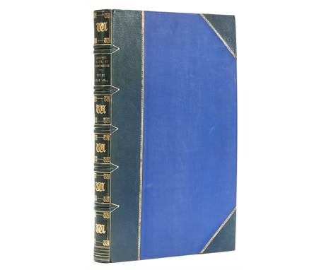 NO RESERVE Graphic Illustrations of Warwickshire, first edition, large paper copy, engraved frontispiece and 31 plates on Ind