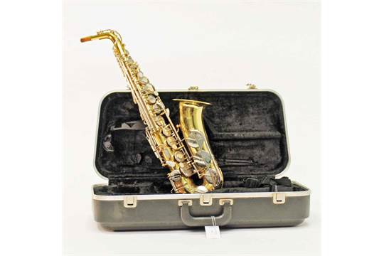 CONN 20M ALTO SAXOPHONEserial number N269225, lacquered
