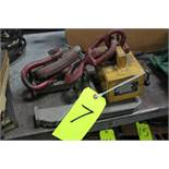 Handling Attachments Including Pallet Puller, Caldwell 1-1/2 Ton Forklift Hook Attachment, 3 Ton