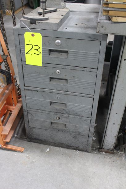 "Hallowell 29"" 4-Drawer Cabinet"