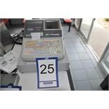 CASIO cash register, Mod: TE-8500 F, ns: 5201115 / Caisse enregistreuse