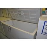 WOODS freezer / congélateur tombeau