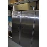 2-door COLDSTREAM fridge, mod: RSCP48RL, ns:92J4150 / réfrigerateur 2-portes