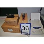 BROTHER fax unit, mod: INTELLIFAX 775 / télécopieur, avec rouleau de papier caisse