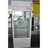 KELVINATOR glass-door freezer (defective compressor) / Congélateur avec …………