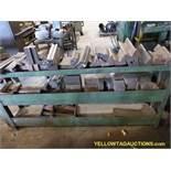 Metal Table w/Assorted Dies