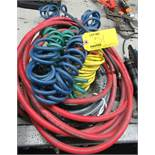 ASSORTED AIR HOSES