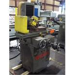 "BLOHM 816 MANUAL SURFACE GRINDER WITH 8""X16"" MAGNETIC CHUCK, S/N: N/A (CI)"