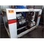 GARDNER-DENVER ELECTRA-SAVER II 100 HP ROTARY SCREW AIR COMPRESSOR WITH 30,892 HRS (RECORDED AT TIME