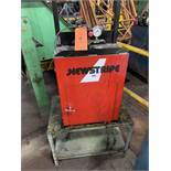 NEWSTRIPE PAIL AND INDUSTRIAL PAINT CAN CRUSHER