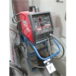 Lincoln SP-175T Arc Welding Power Source s/n U1011114215 w/ Cart
