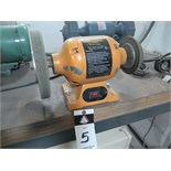 Central Machinery Bench Grinder