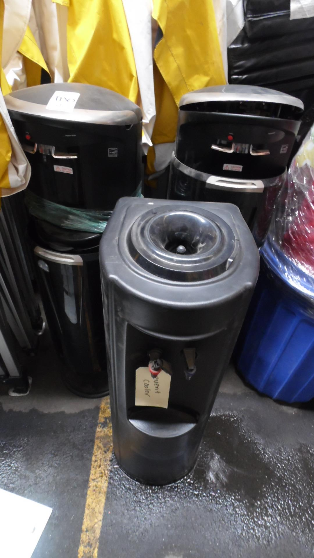 Lot 180 - 3 WATER DISPENSERS