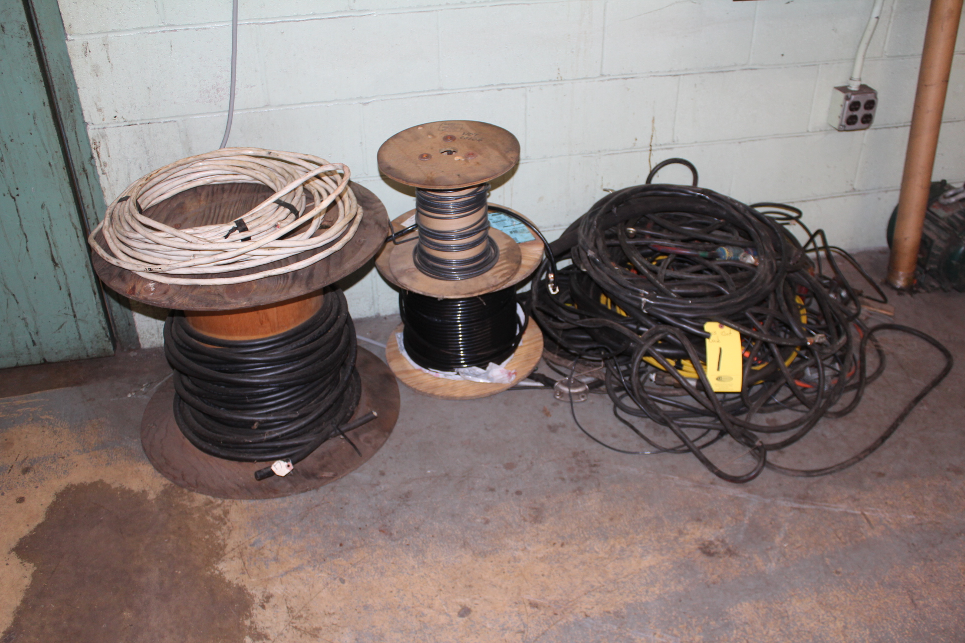 ASST. ELECTRICAL WIRE