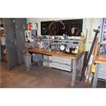 WORK BENCH & CONTENTS