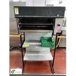 Falcon Steakhouse gas fired Grill, with stand (located in Main Kitchen, Basement) **** please note