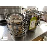 20 Balti Dishes (located in Main Kitchen, Basement) **** please note this lot needs to be