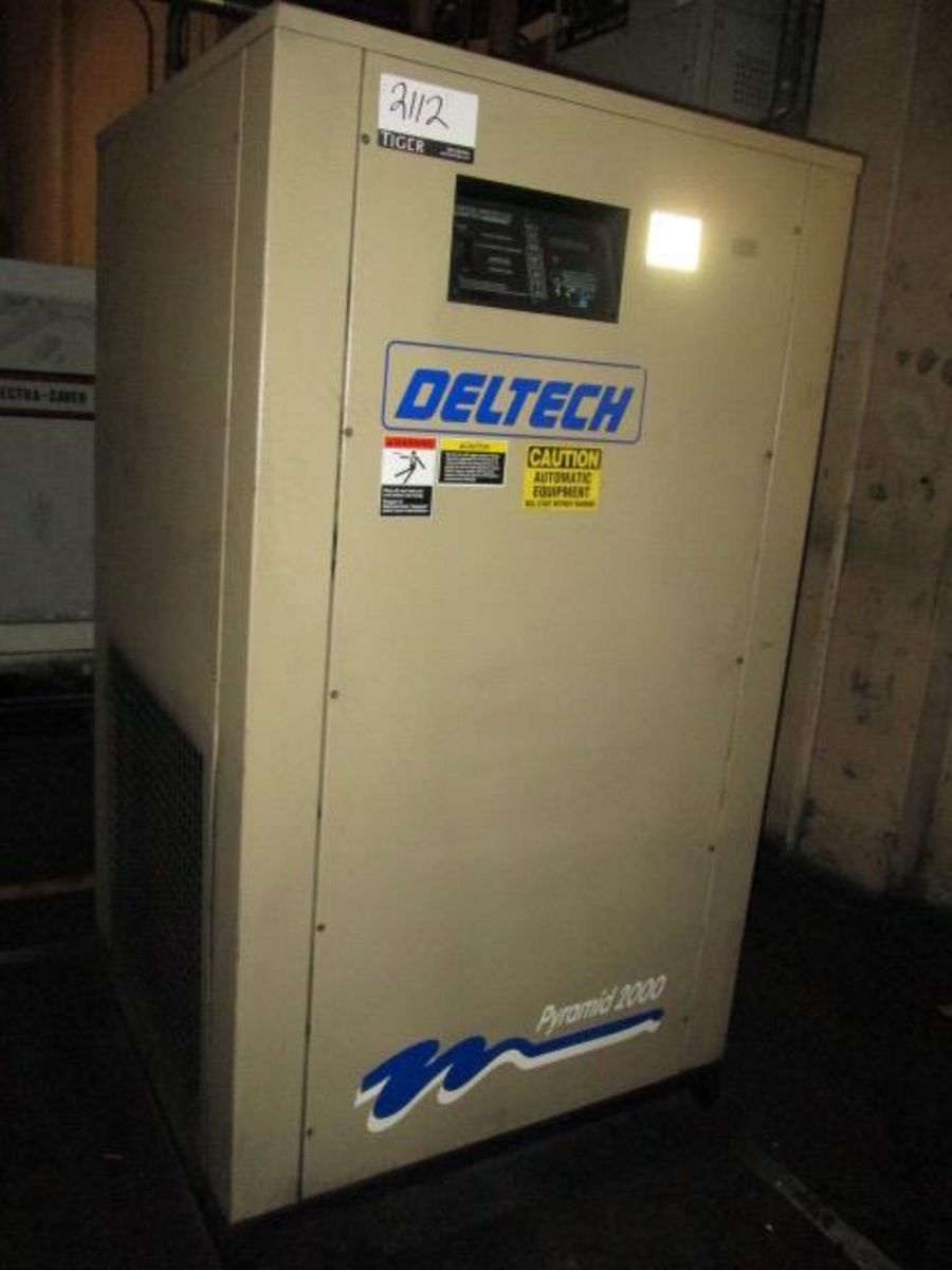 Deltech System Pyramid 2000 Refrigerated Compressed Air