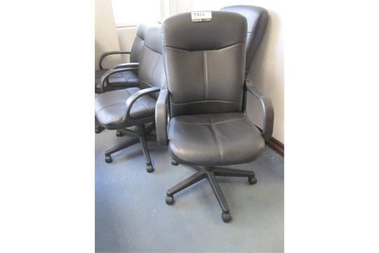 Fabrique Par Black High Back Tilter Chair M N Ilumina 550 Et Location Office 2nd Floor Si