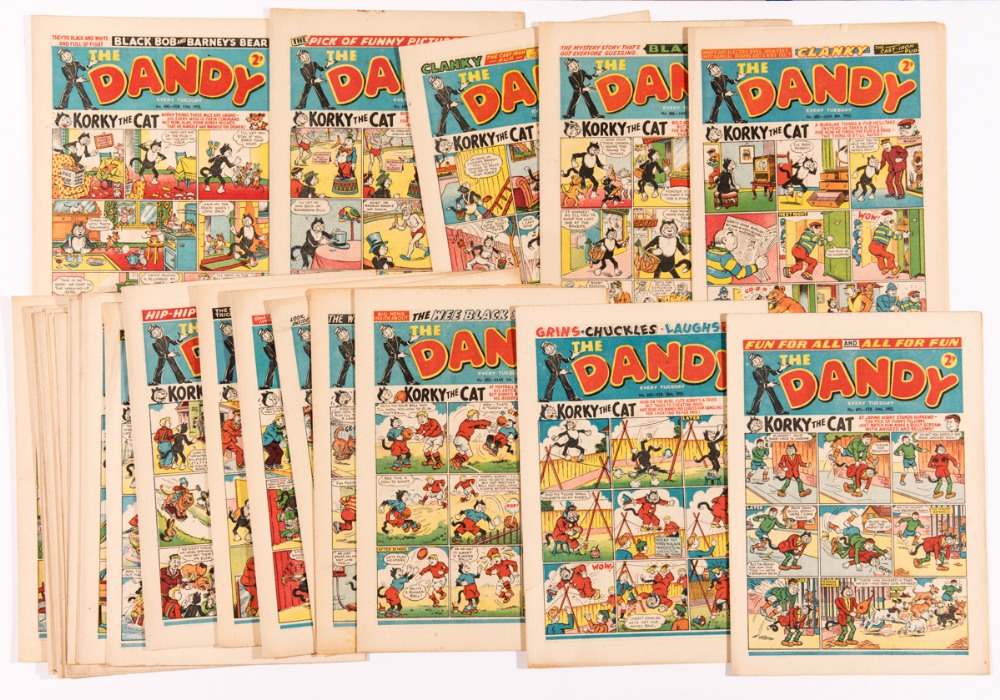 Dandy (Jan-Aug 1955)