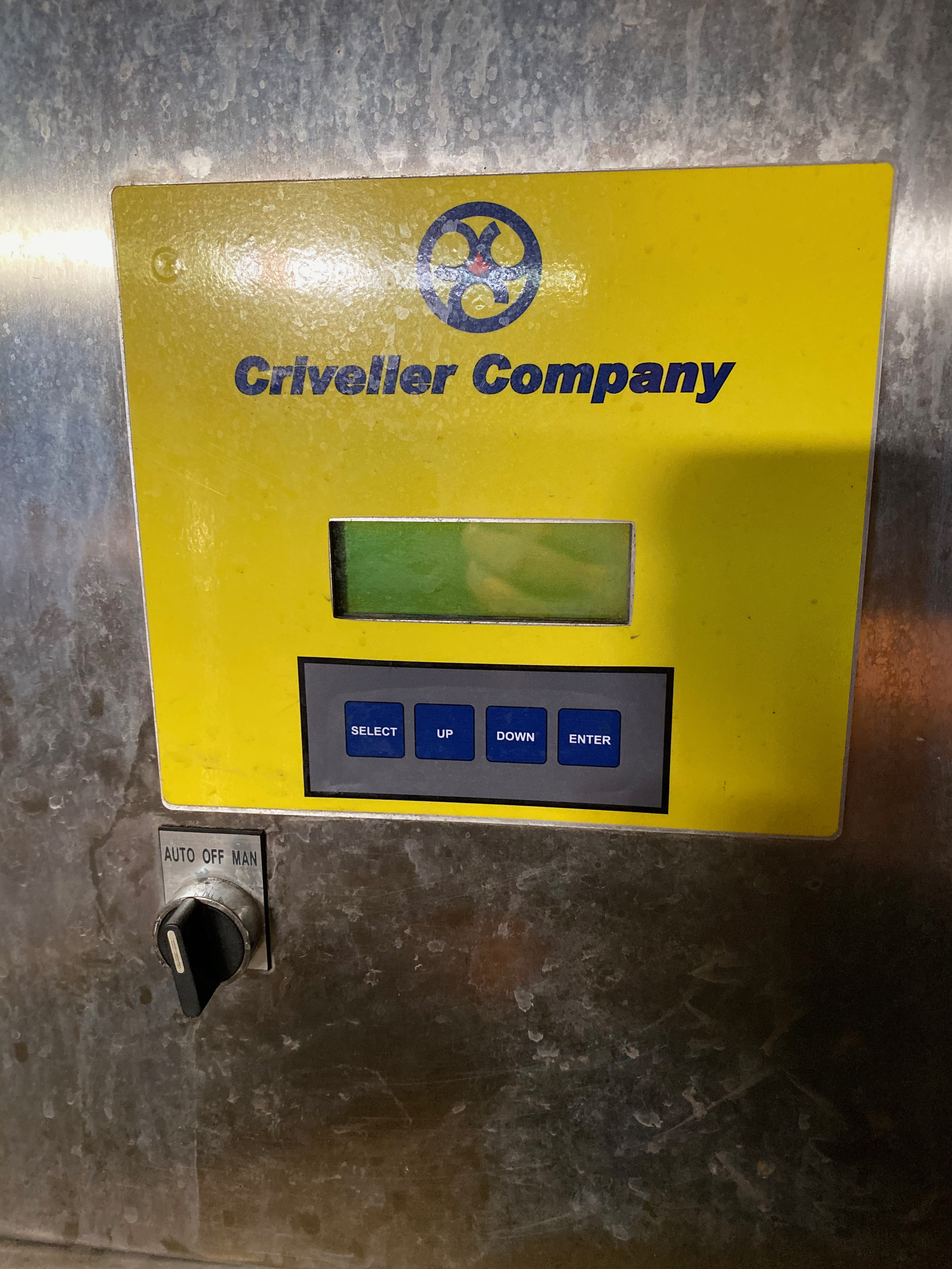 2014 Criveller 2-Station Keg Washer, 20-22 Kegs Per Hour, PLC | Sub to Bulk | Rig Fee: $150 - Image 2 of 8