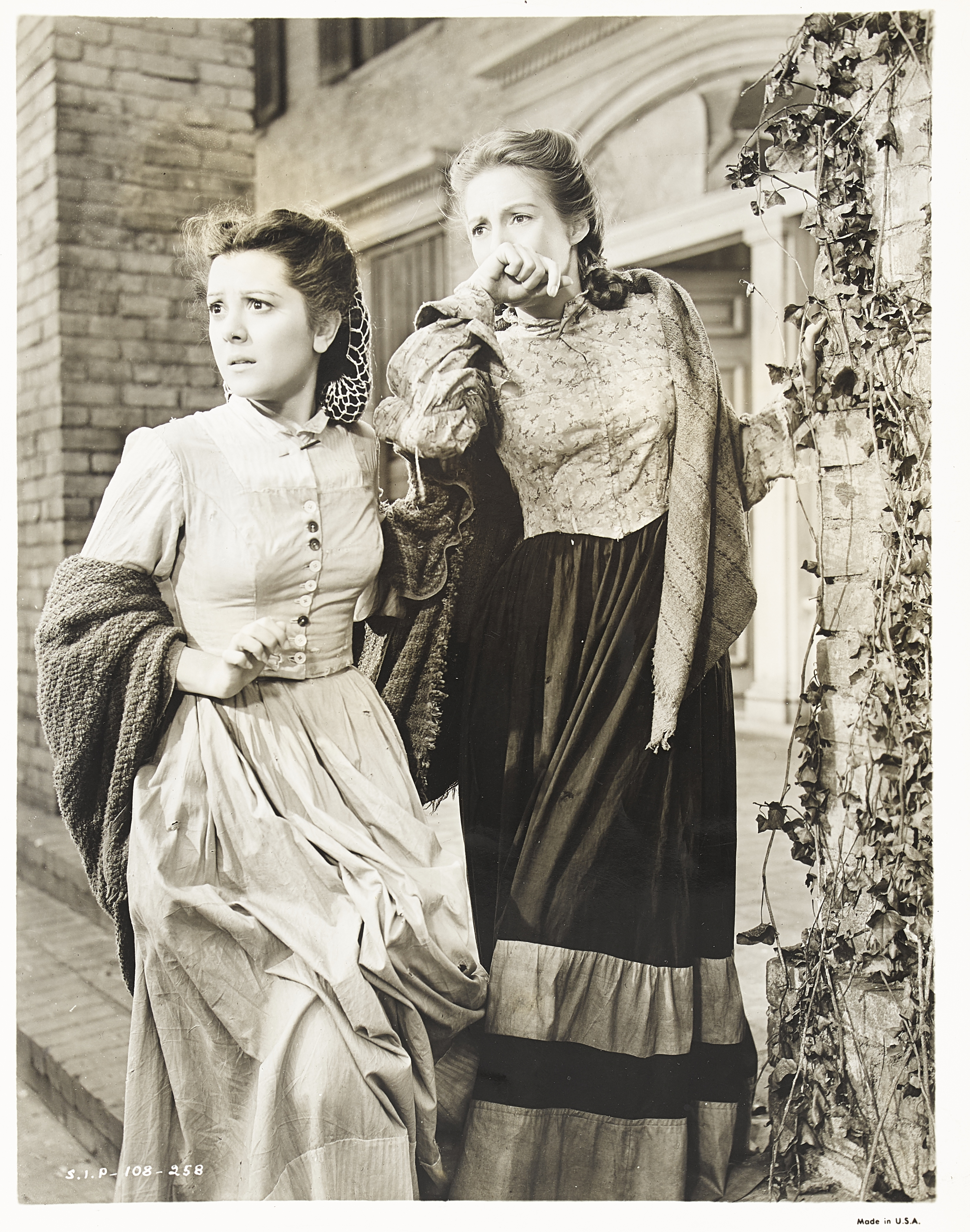 An Ann Rutherford skirt from Gone With the Wind - Image 6 of 6