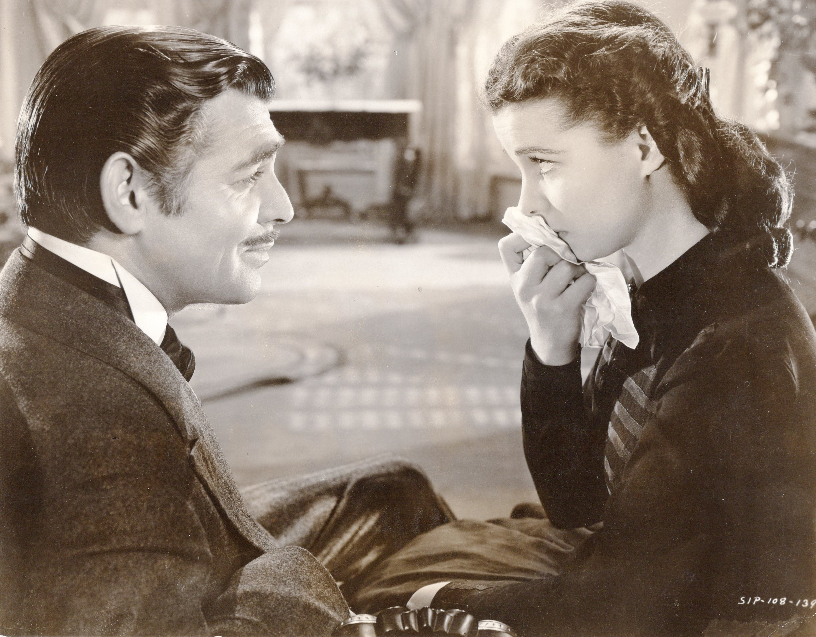 A Clark Gable collar from Gone With the Wind - Image 2 of 3
