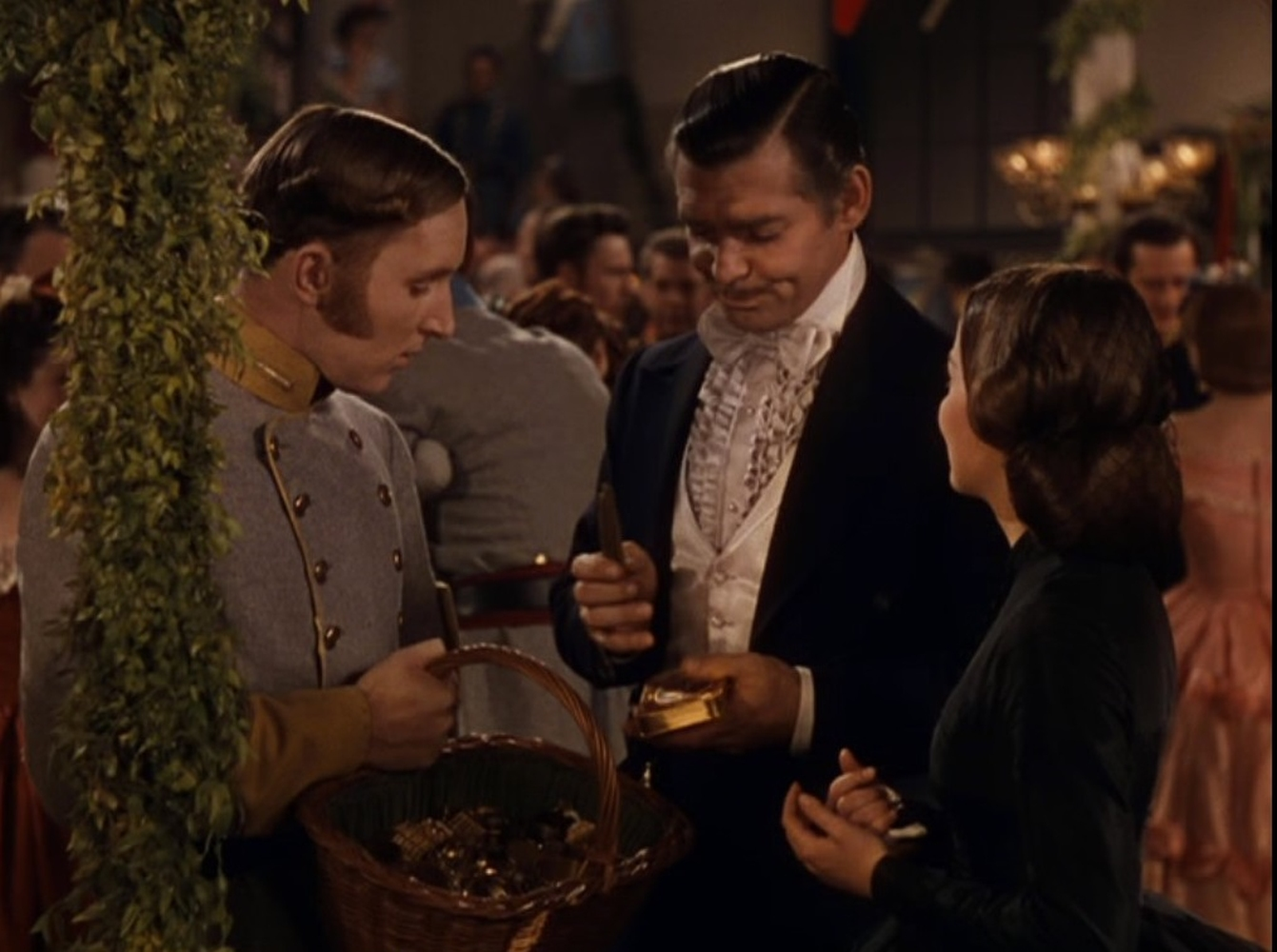A Clark Gable cigar case from Gone With the Wind - Image 3 of 6