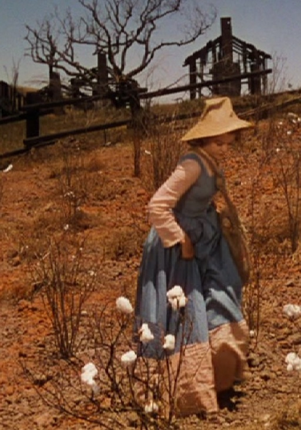 An Ann Rutherford skirt from Gone With the Wind - Image 2 of 6