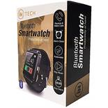 + VAT Brand New In Tech Bluetooth Smart Watch - Receive and Make Calls - Alarm Clock - Pedometer -