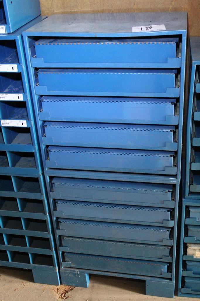 Lot 18 - Hardware drawer cabinet