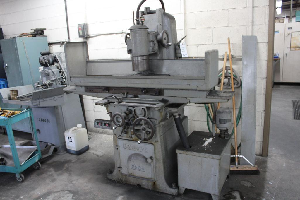 Lot 5 - Abrasive Machine Tool No. 34 rotary surface grinder