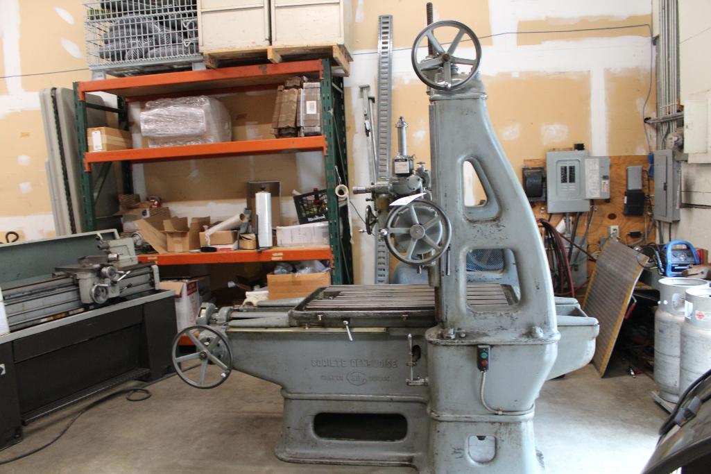 Lot 25 - Sip Jig Boring Mill