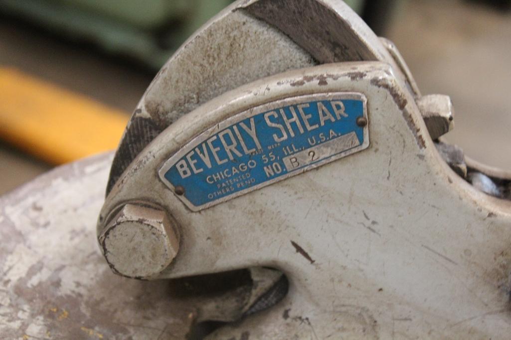Lot 39 - Beverly B-2 throatless shear