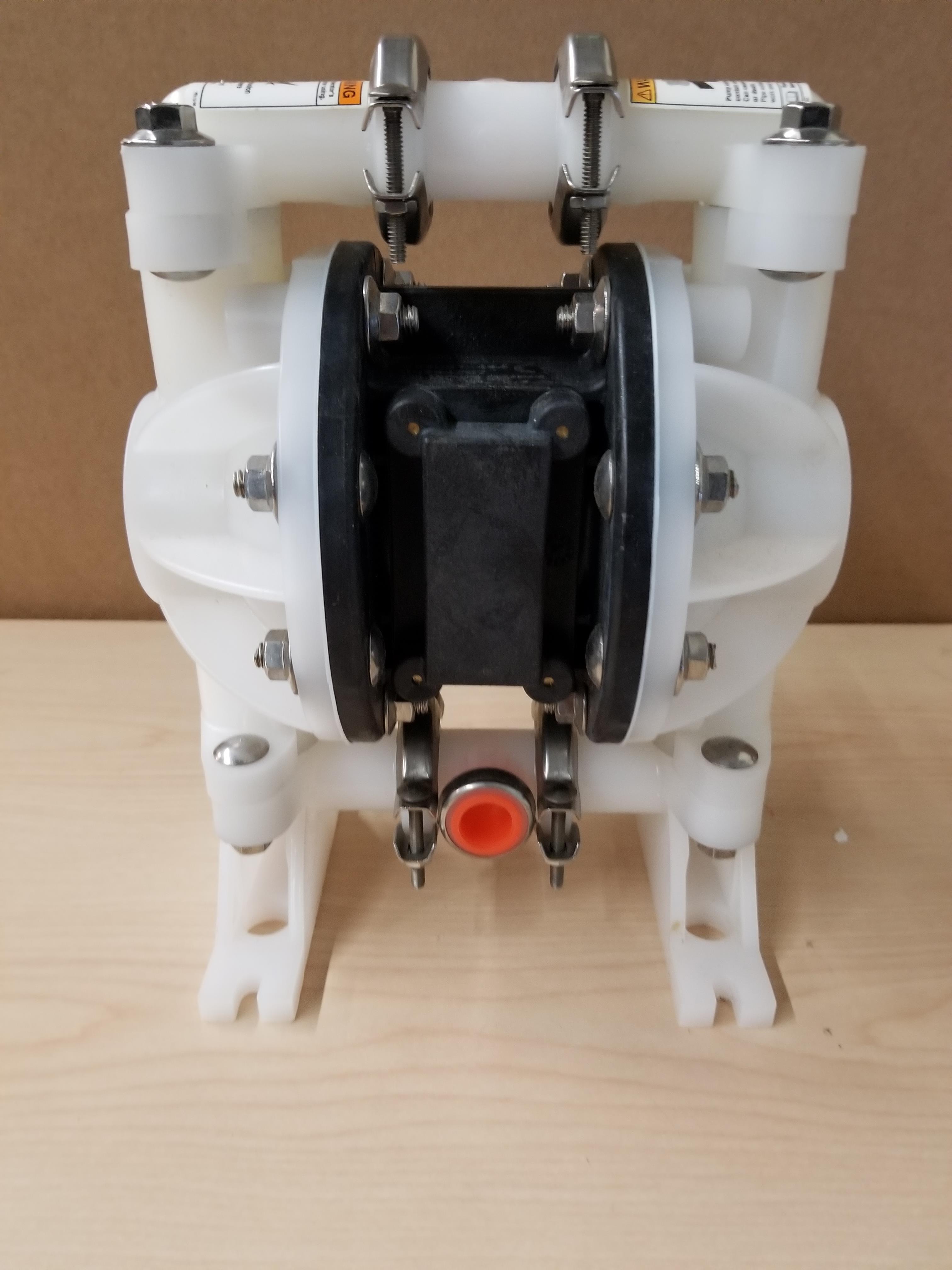 "New Ingersoll Rand ARO Non-Metalic HiPurity PTFE Diaphragm Pump 1/2"" - Image 3 of 12"