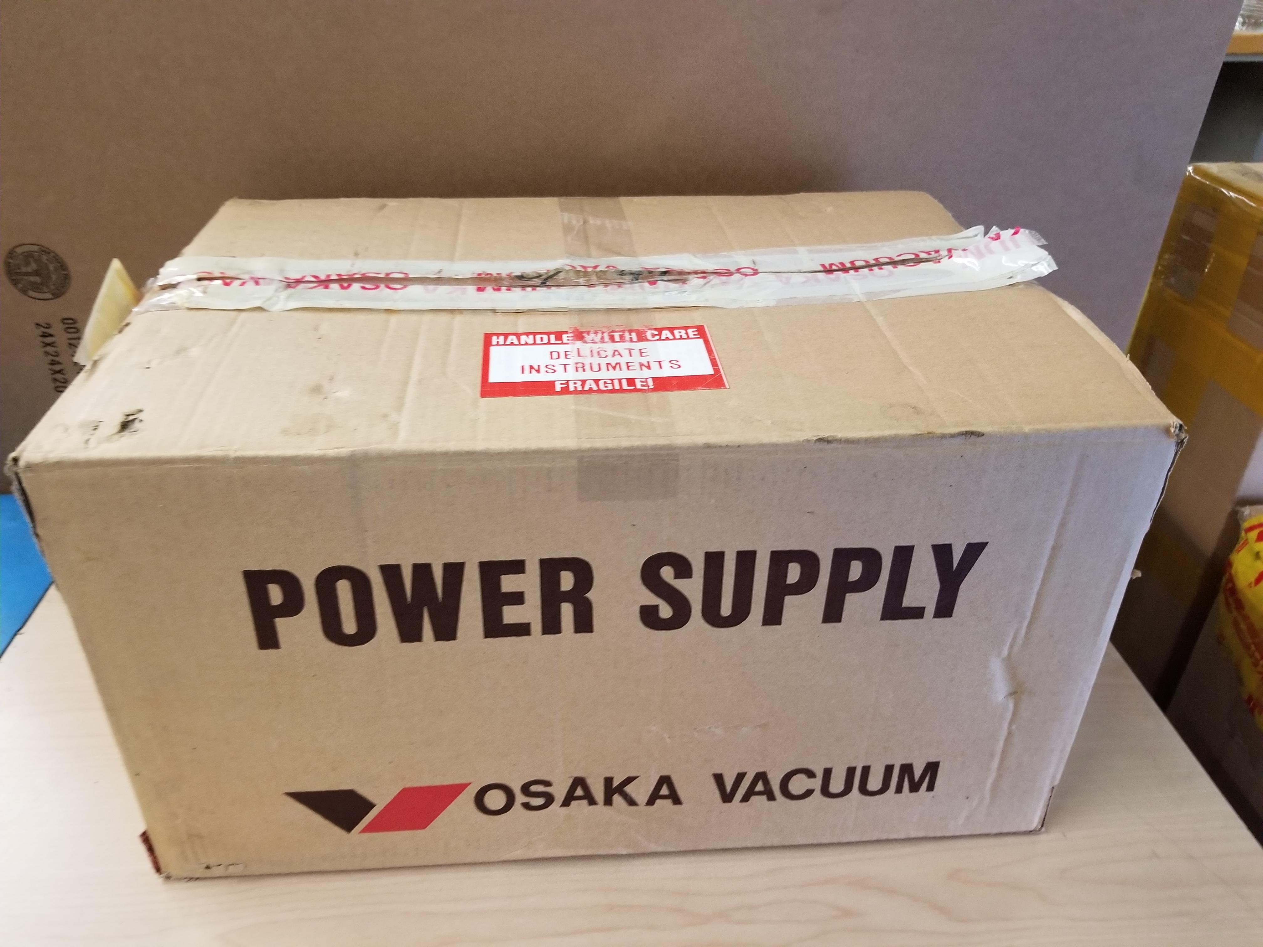 New Osaka TurboMolecular Turbo Vacuum Pump Power Supply TC3200
