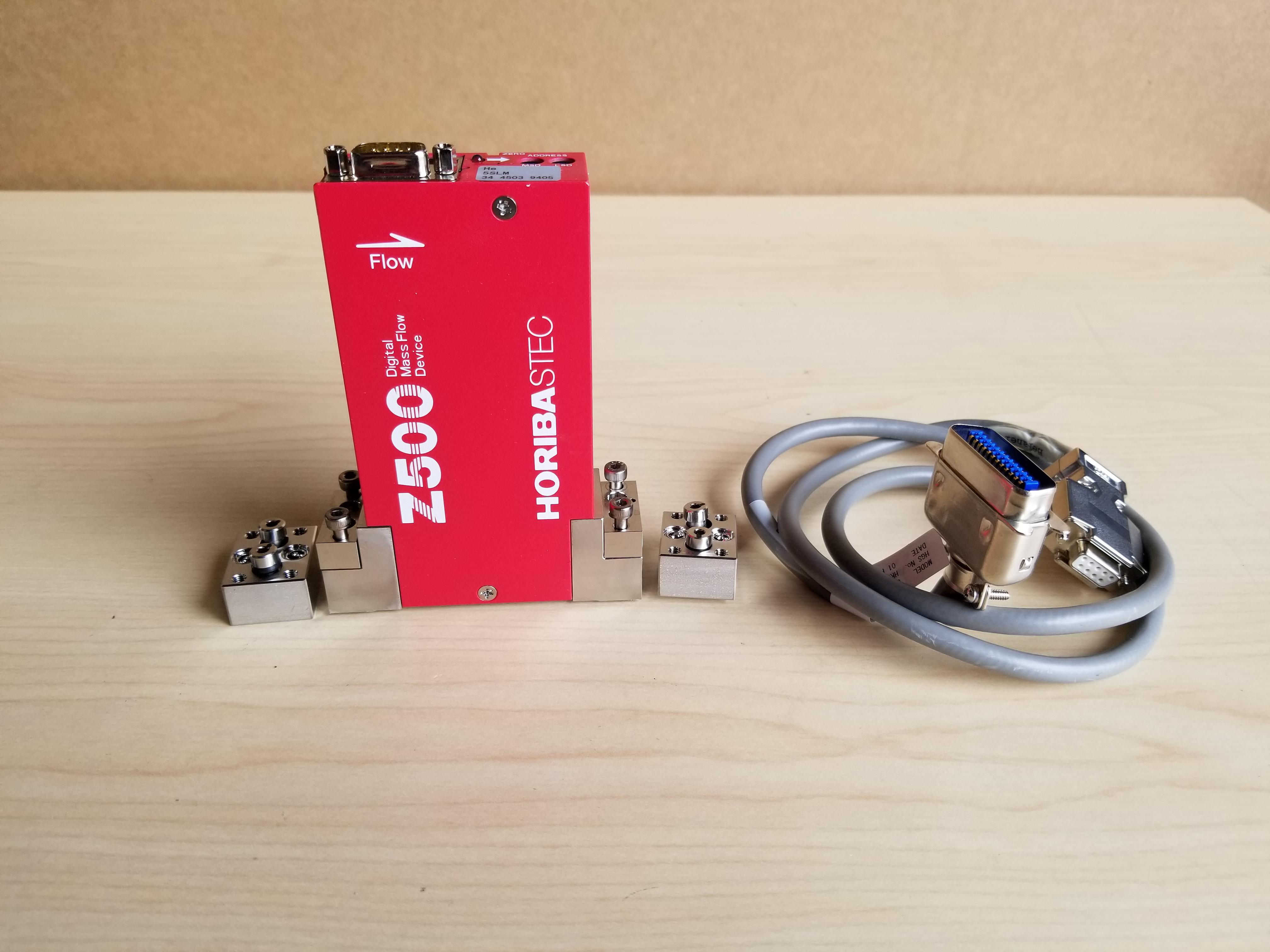 Horiba STEC Z500 Digital Mass Flow Controller