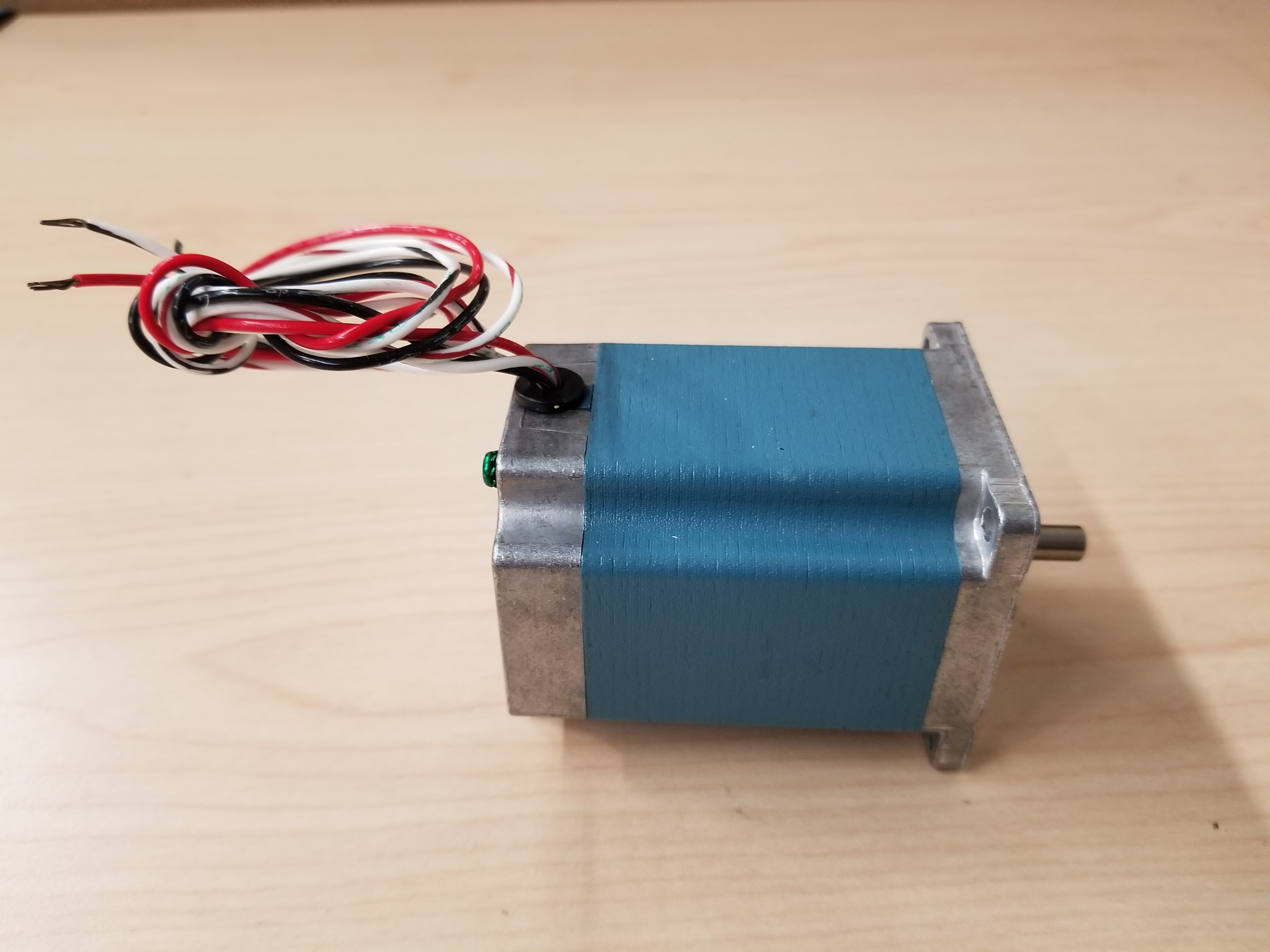 Unused Superior Electric Slo-Syn Stepping Stepper Motor
