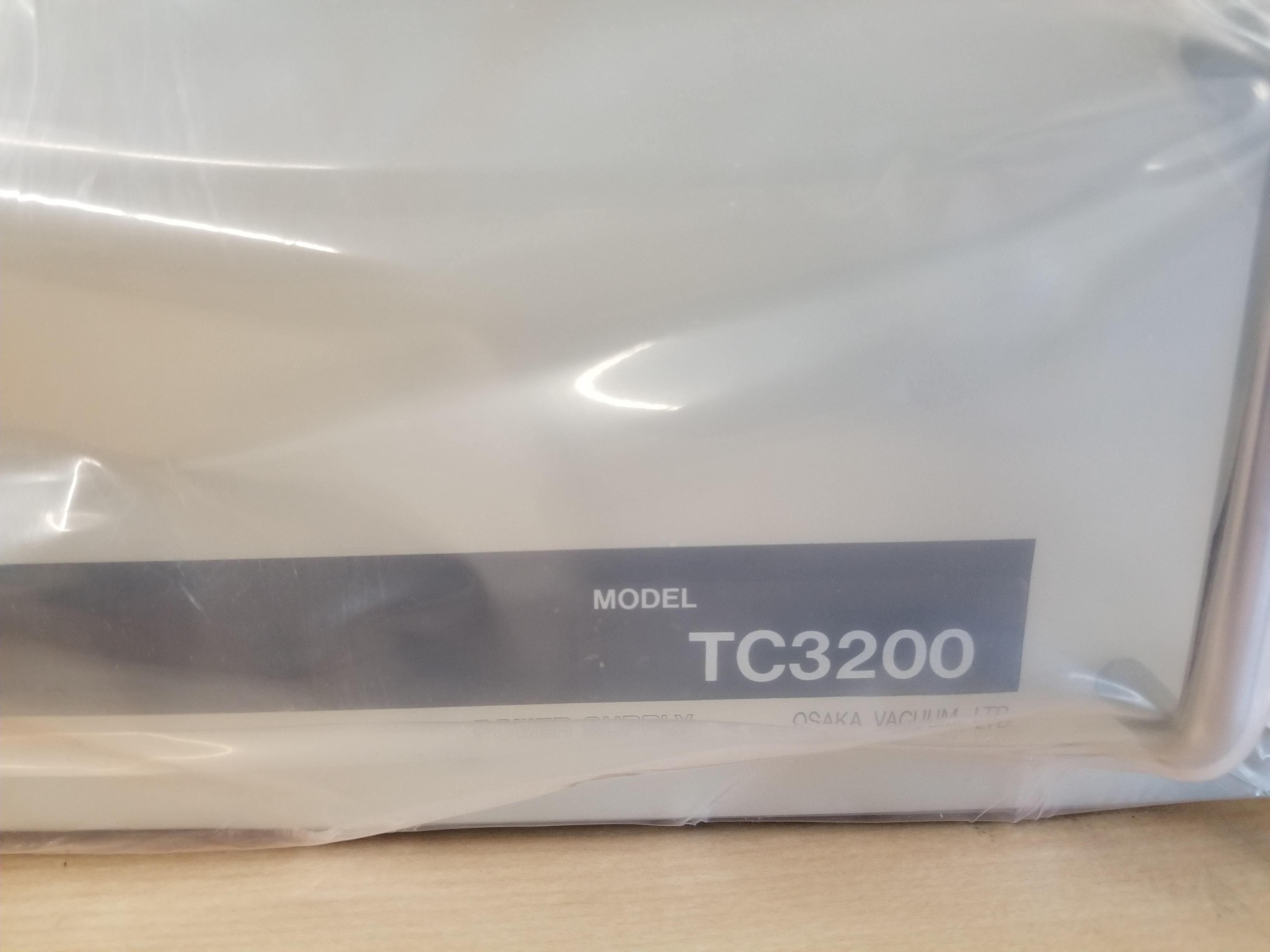 New Osaka TurboMolecular Turbo Vacuum Pump Power Supply TC3200 - Image 6 of 10