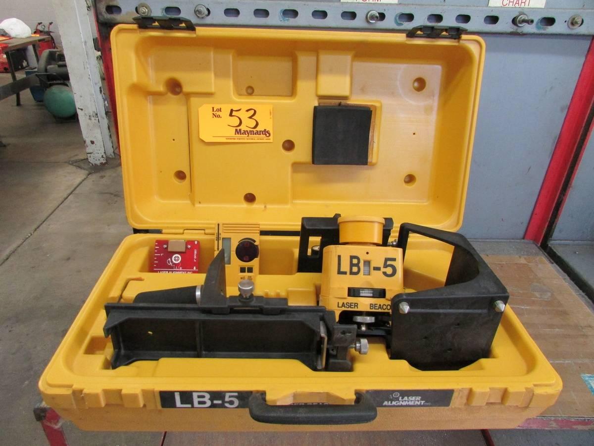 Laser Alignment Inc LB-5 Laser Beacon