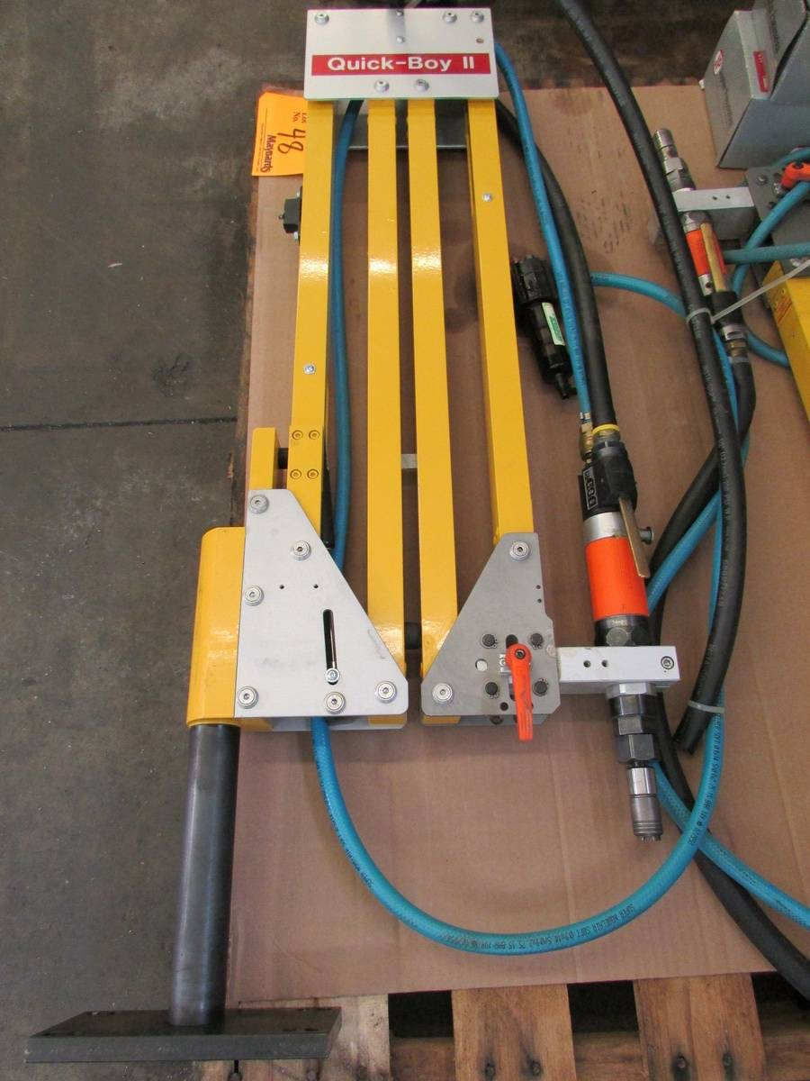Cooper Industries DCD Pneumatic Tappers - Image 2 of 7