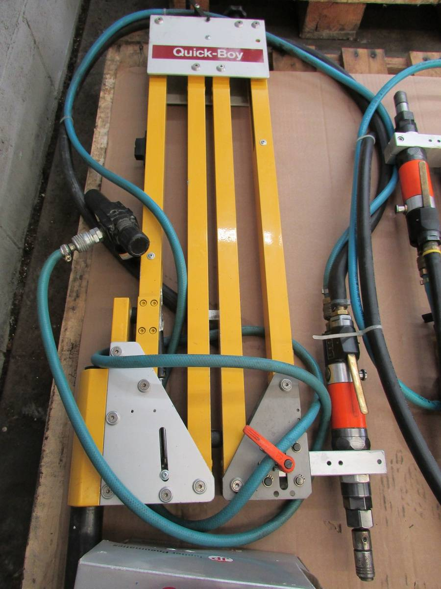 Cooper Industries DCD Pneumatic Tappers - Image 4 of 7