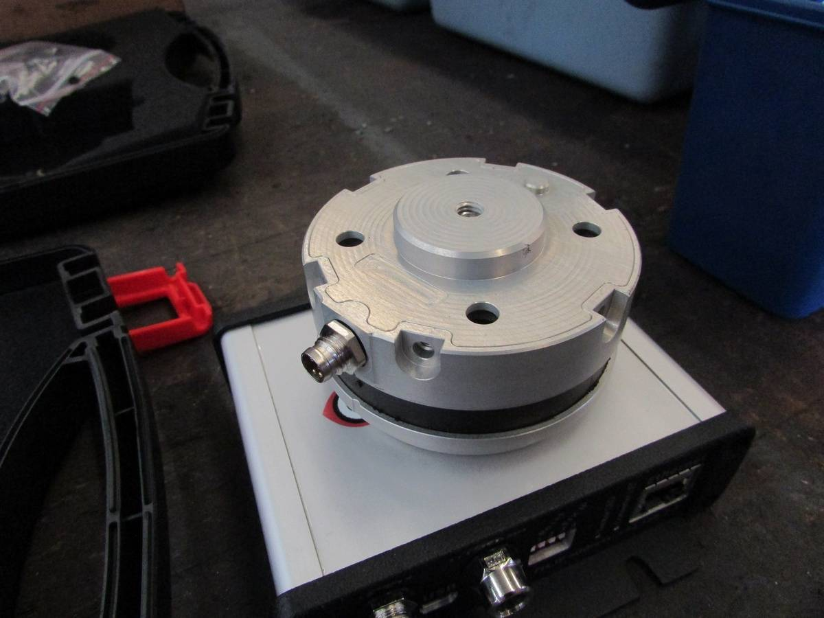 Opto Force HEX-E Force/Torque Sensor - Image 4 of 6