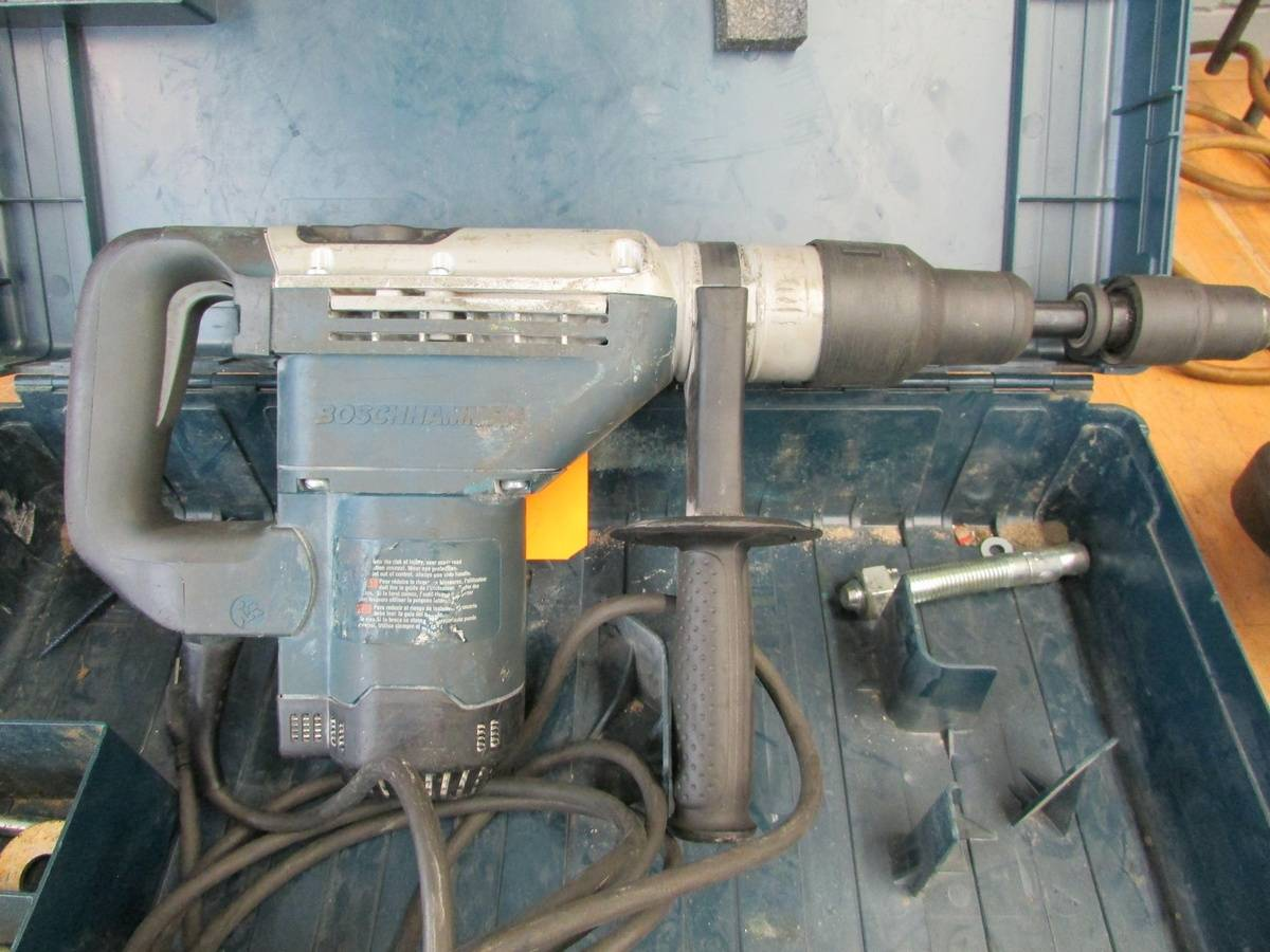 Bosch 0611 240 039 Electric Hammer Drill - Image 4 of 4