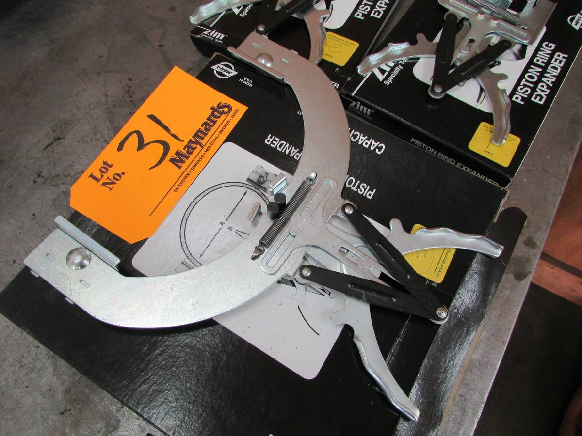 Zim Specialty Tools Piston Ring Expanders - Image 2 of 3