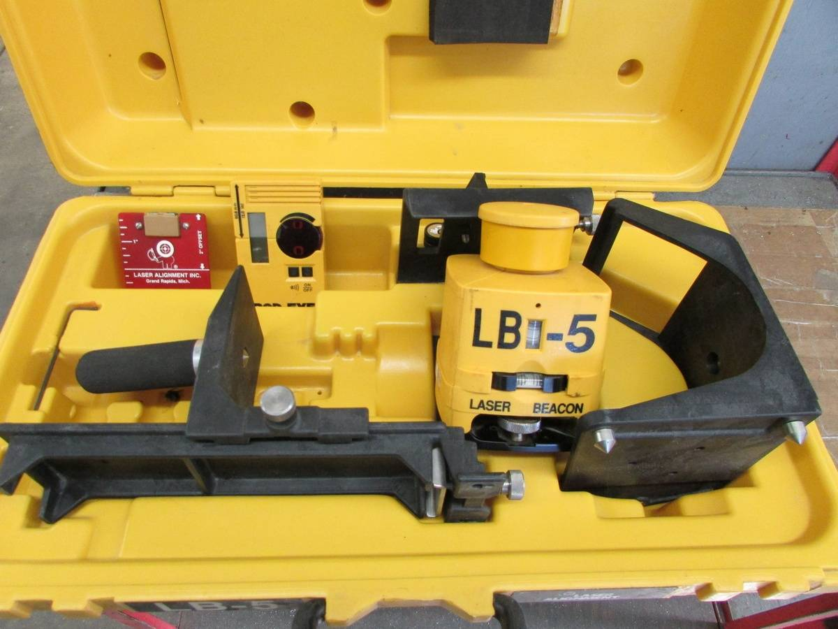 Laser Alignment Inc LB-5 Laser Beacon - Image 2 of 3