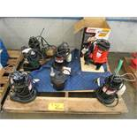 Assorted Submersible Pumps