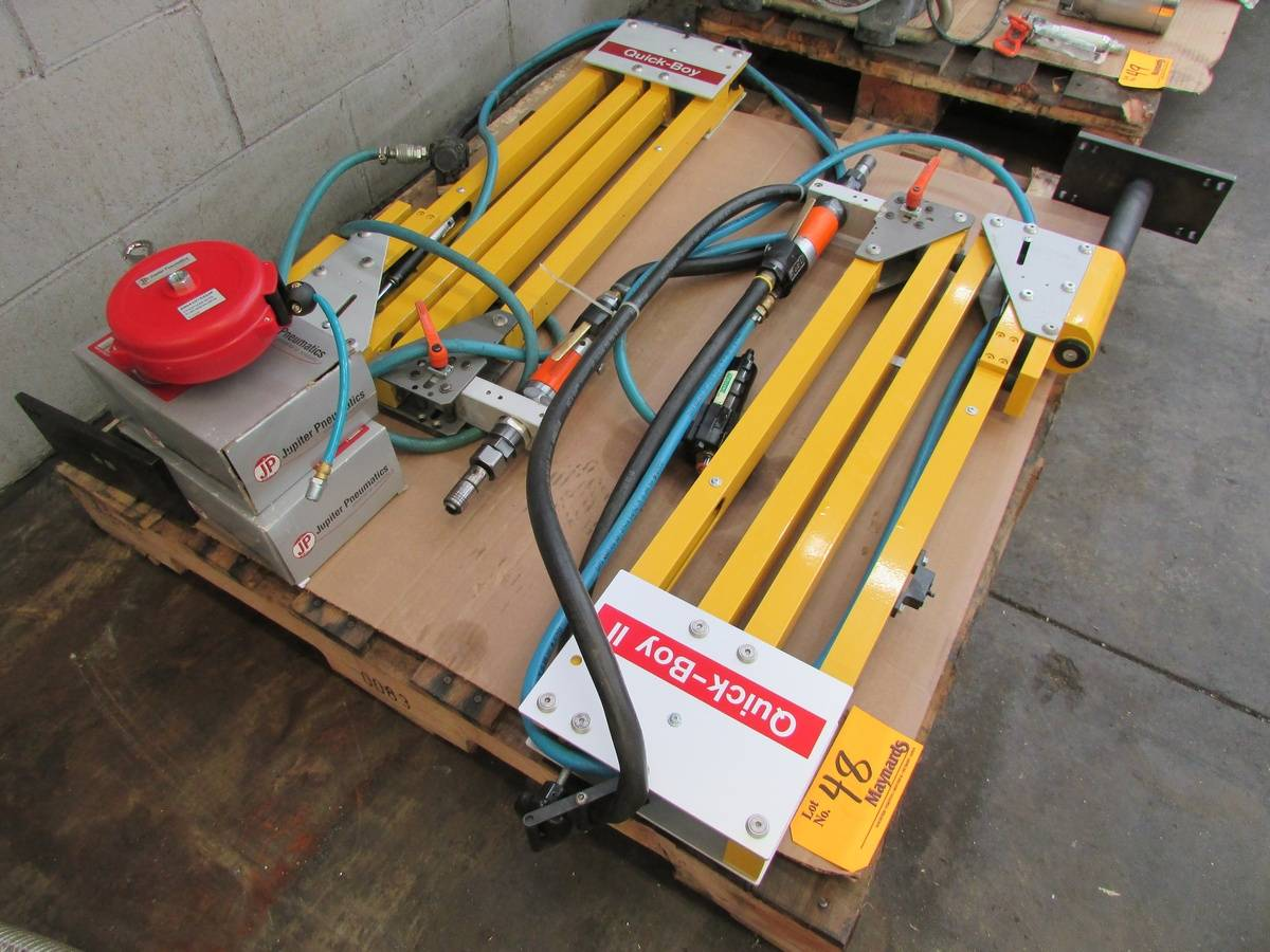 Cooper Industries DCD Pneumatic Tappers - Image 6 of 7