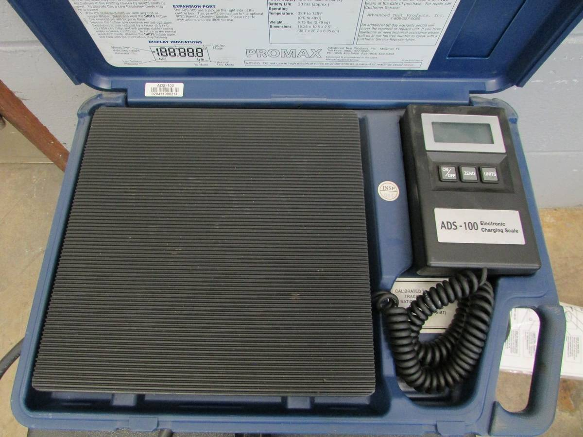 AES Ntron R-2.2C Commercial Refrigerant Recycling Machine - Image 5 of 5